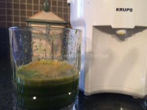 juice w juicer
