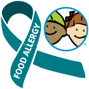 food-allergy-awareness-ribbon Support to those with Food Allergies