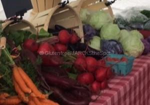 gluten-free farmer's market