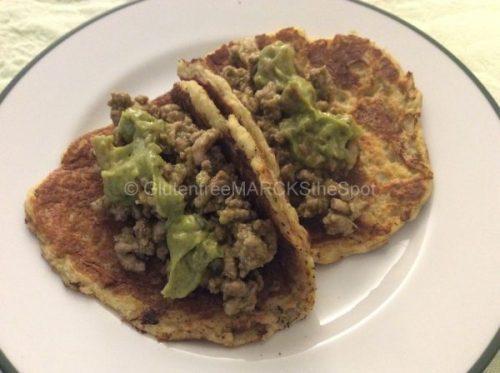 Gluten-Free Zucchini tacos