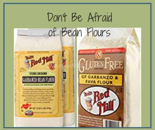 Gluten-Free Baking: Bean Flours