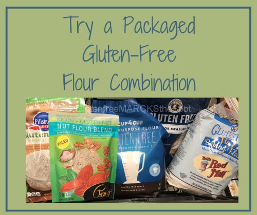 Packaged Gluten-Free Flours