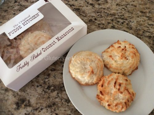 fudge Kitchen Coconut Macaroons