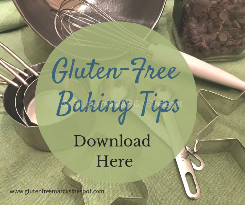 Gluten-Free Baking Tips Download