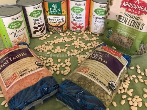 gluten-free beans for gluten-free pantry