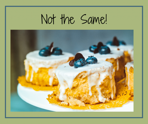 More Baking Tips: Yours Won't Look The Same