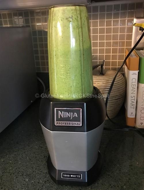 Gluten-free Ninja Blender