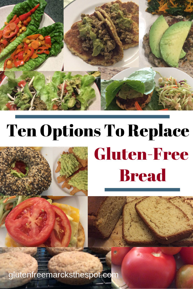 Tired of spending too much money on gluten-free bread? Try some of these alternatives to swap out your gluten-free bread and still have a delicious meal.