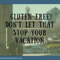 gluten-free vacation