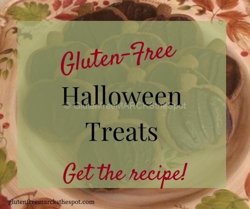 gluten-free Halloween cookies