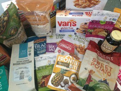 gluten-free groceries