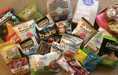 Gluten-Free Expo Food Finds