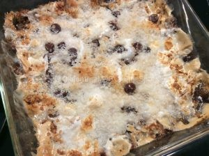 baked gluten-free s'mores bars