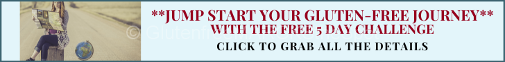 Jump Start Your Gluten-Free Life Challenge