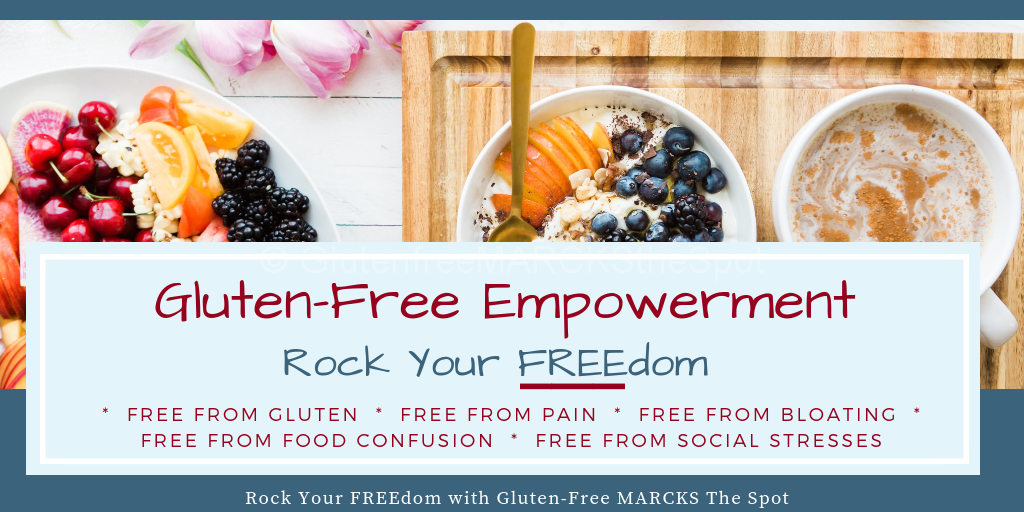 Rock Your Freedom - free of gluten