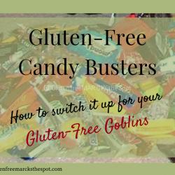How to Survive gluten-free Halloween