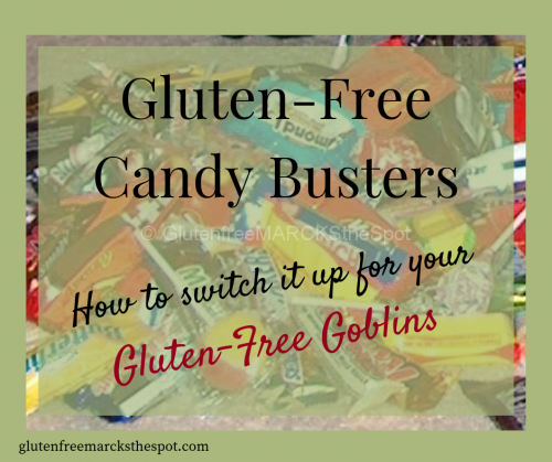 How to Survive gluten-free Halloween