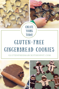Gluten-Free Gingerbread Cookies - Make yours today