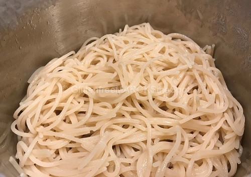 Bowl of Gluten-Free Spaghetti