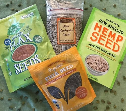 gluten-free seeds for a gluten-free pantry
