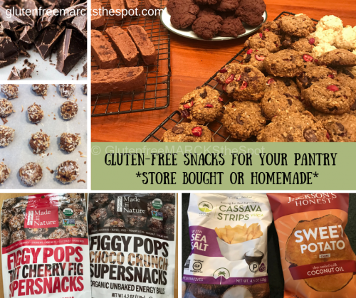 Gluten-free Snacks to Fill Your Pantry