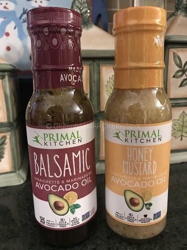 Primal Kitchen Gluten-Free Dressings