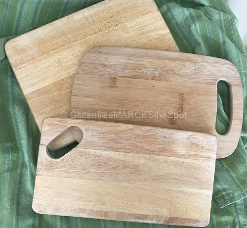 Gluten-Free Cutting Boards