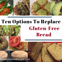 Ten Options To Replace Your Gluten-Free Breads