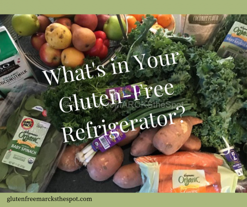 What's in Your Gluten-Free Refrigerator_
