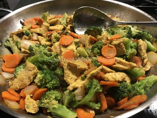 Gluten-Free Curry Chicken