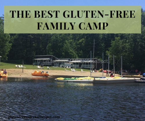 The Best Gluten-Free Family Camp
