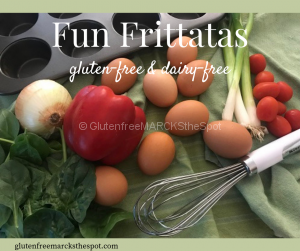 Gluten-Free Fun Frittatas Recipe