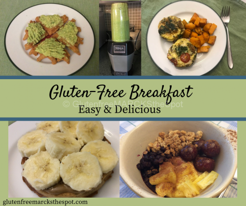 Gluten-Free breakfasts
