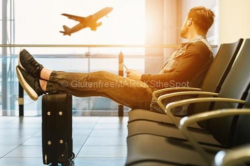 gluten-free travel by airplane