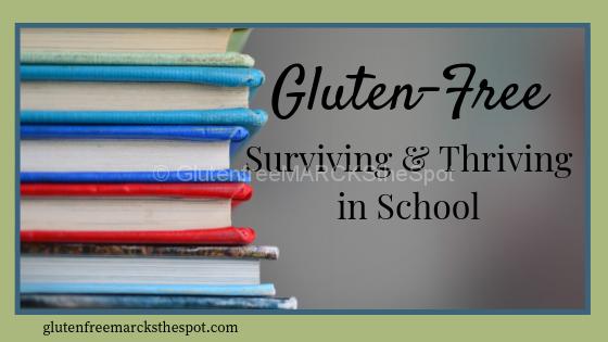 Gluten-free in schools
