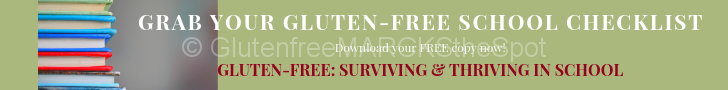gluten-free school checklist sign up