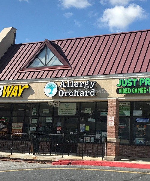 Gluten-Free Shopping Allergy Orchard Store
