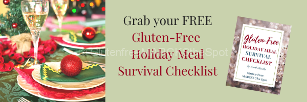 GF Holiday Meal Survival Checklist Download