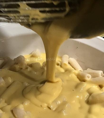 gluten-free cheese sauce