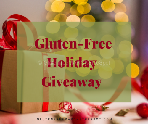 Gluten-Free Holiday Giveaway