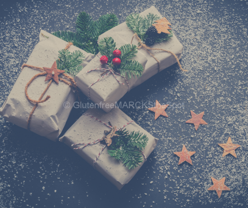 Gluten-free Christmas gifts