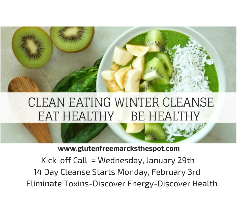 Clean Eating Winter Cleanse