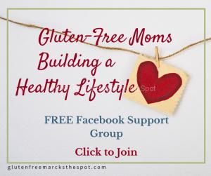 Gluten-Free Moms Facebook Support Group