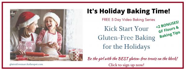 It's Gluten-Free Holiday Baking Time! (1)