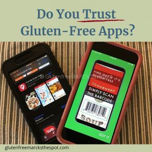 Do You Trust Gluten-Free Apps?