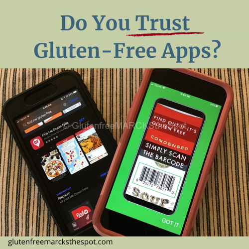Do You Trust Gluten-Free Apps?