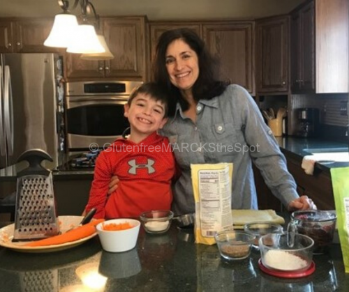 In the gluten-free kitchen with your kids