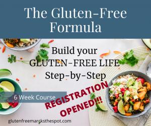 Gluten-Free Formula Course