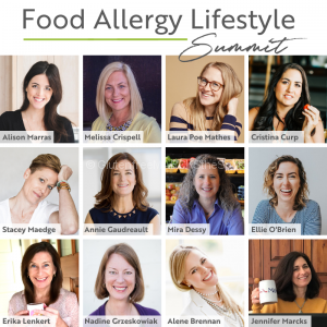 All speakers Collage Food Allergy Summit