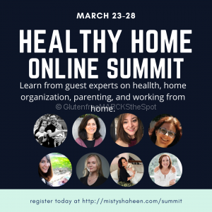 Healthy Home On-lIne Summit